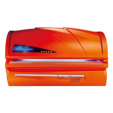 Горизонтальный солярий TurboPower 25000 - Ultrasun