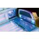 """Горизонтальный солярий """"Luxura VEGAZ 8200 HIGHBRID"""""""